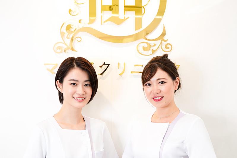 横浜マリアクリニックの全身脱毛は、心から満足いただける品質を目指しています